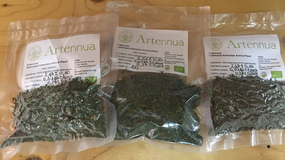 Artennua product sample